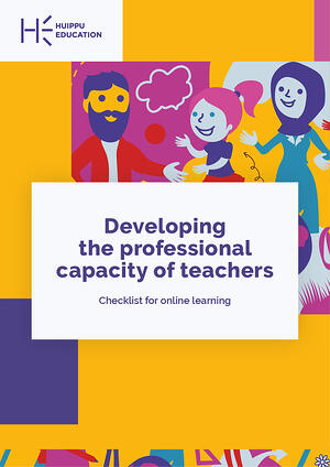 Huippu Education - Developing the professional capacity of teachers