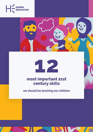 12 most important 21th century skills